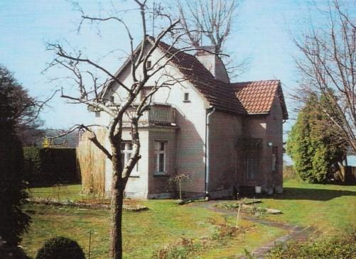 Wohnhaus in der Gutzmannstrasse 10
