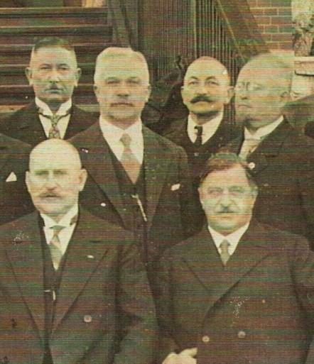 Arthur Beyer, h. R. r.  Schneidermeister, SPD  (1872-1947)