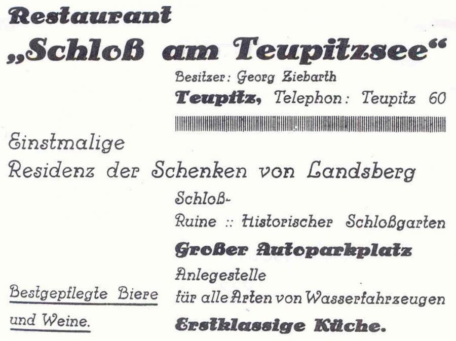 Adressbuch 1931