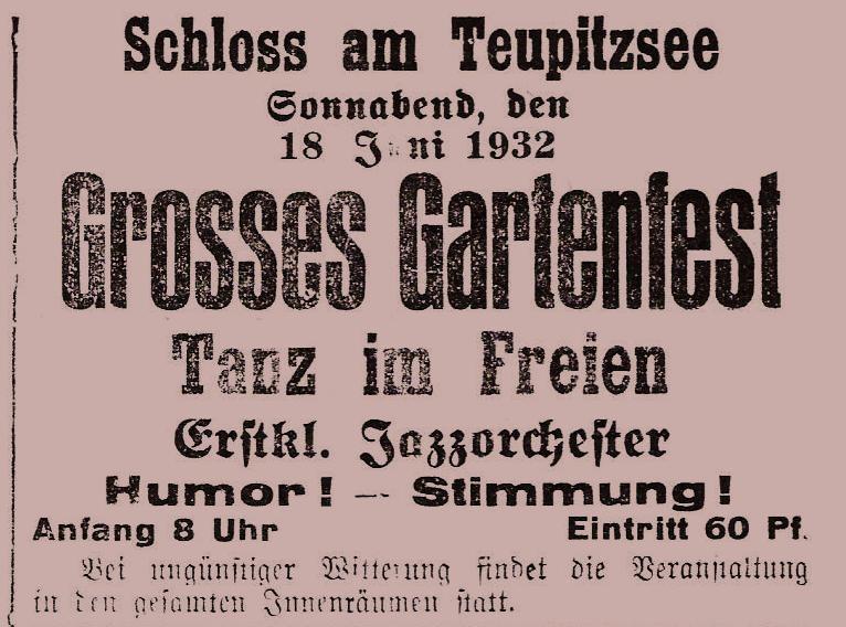 Der Märker 19.6.1932
