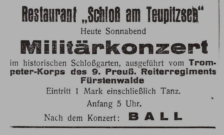 Der Märker 7.8.1932